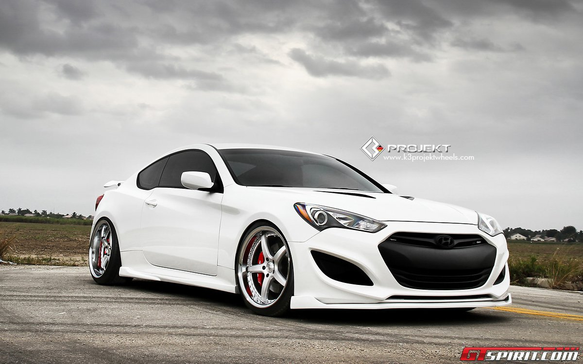 All Types  2010 Hyundai Genesis Coupe Rims  19s20s Car and