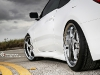 White Hyundai Genesis Coupe by K3 Projekt