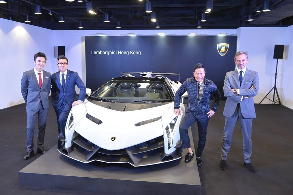 picture of Lamborghini Roadster