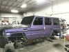 World's First G55 Wald Black Bison Heading to SEMA 2012