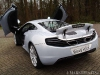 For Sale Wrecked McLaren MP4-12C in Holland