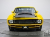 Yellow 1970 Ford Mustang Boss Snake