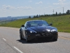 Aston Martin driving
