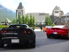 Lotus and F430 in Banff