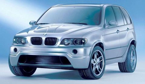 BMW X5 LeMans V12