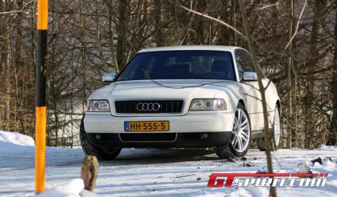 GTspirit Garage Audi S8
