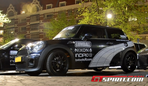 GTspirit Garage MINI Cooper S JCW