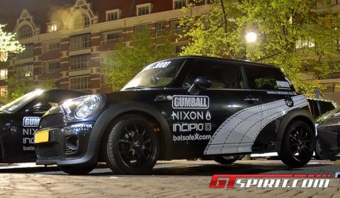 GTspirit Garage MINI Cooper S JCW