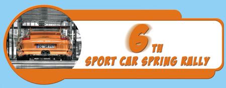 Sport Car Spring Rally 2008