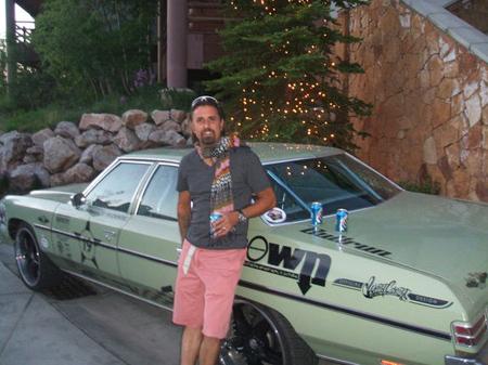 Richard Rawlings Cannonball Run Bullrun 2008 - Las Veg...