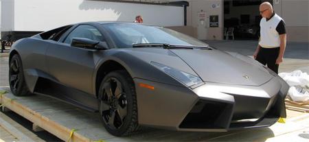 Lamborghini Reventon Nr 1 In Las Vegas Gtspirit