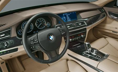 2009 BMW 7-Series 1