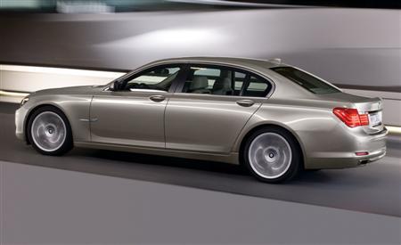 2009 BMW 7-Series 8