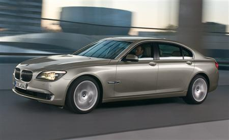 2009 BMW 7-Series 9