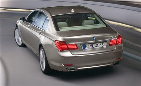 2009 BMW 7-Series 10