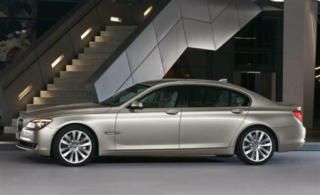2009 BMW 7-Series 11