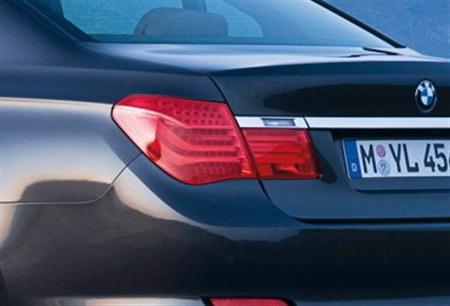 2009 BMW 7-Series 12