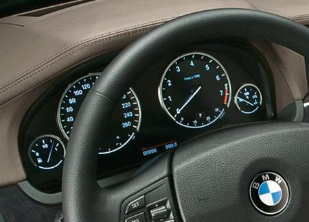 2009 BMW 7-Series 13