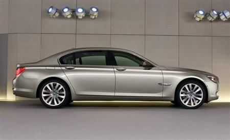 2009 BMW 7-Series 4
