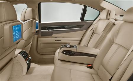 2009 BMW 7-Series 5