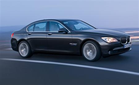2009 BMW 7-Series 7