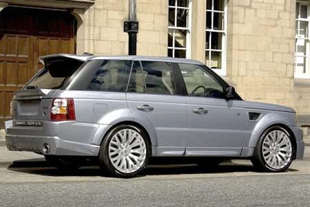 Kahn Cosworth Range RoverSport