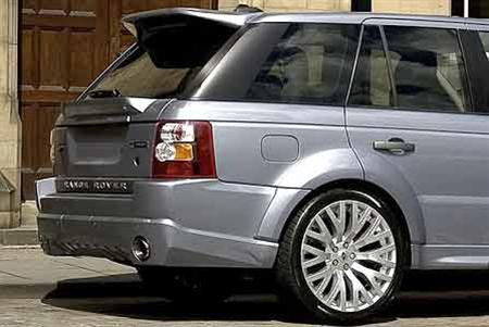 Kahn Cosworth RangeRover Sport