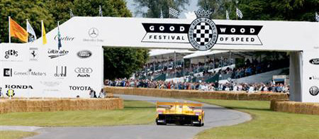 Goodwood 2008 - Festival of Speed