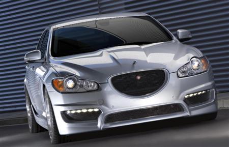 Arden Jaguar AJ21
