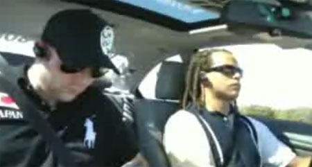 Live In-Car video