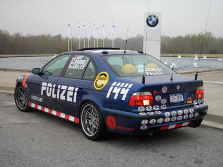 Team Polizei M5 144B