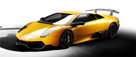Lamborghini Murciélago LP760-4 SV