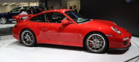 Porsche 997 GT3 facelift