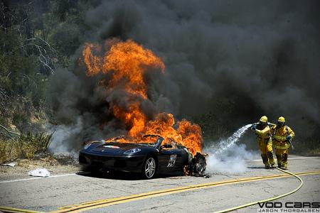 Ferrari F430 Fire