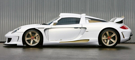 Gemballa Mirage Gold Edition