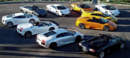 Lamborghini's Sales