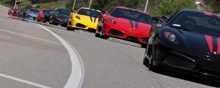 Ferrari Scuderia Drive Meeting