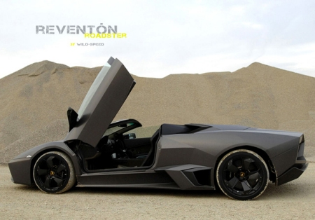 Lamborghini Reventon Spyder 01
