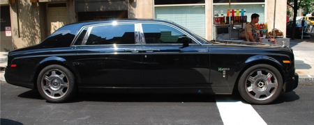 Rolls-Royce Phantom Hybrid