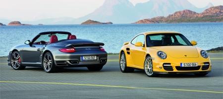 2010 Porsche 911 Turbo Facelift