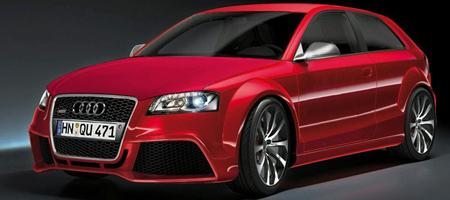 Audi RS3 Rumours
