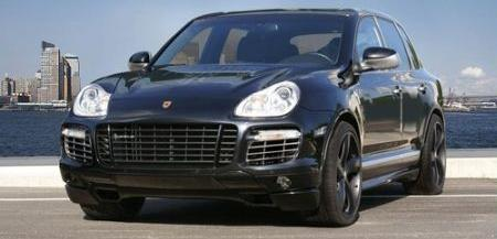 Hofele Porsche Cayenne Turbo