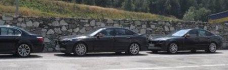BMW M5 Testcar (TT V8 and V10)