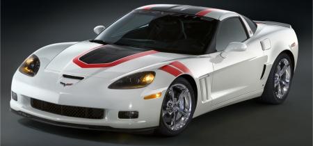 Corvette 2010 Grand Sport 15th Anniversary Edition