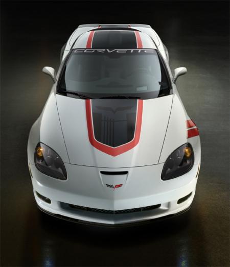Corvette 2010 Grand Sport 15th Anniversary Edition 01