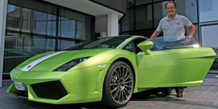 Lamborghini LP550 Gallardo Valentino Balboni