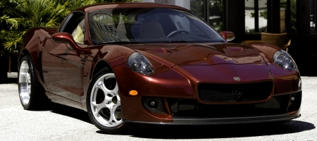 Official pictures SV9 Competizione