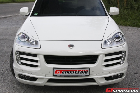 Road test TechArt Cayenne Diesel 023