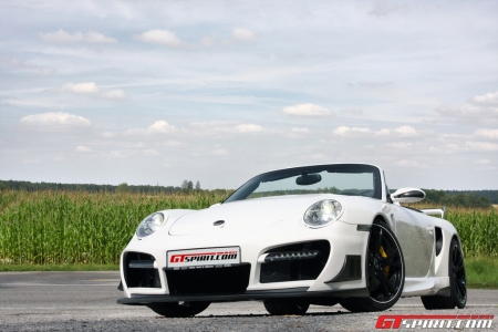 Road Test Techart GTstreet R 001