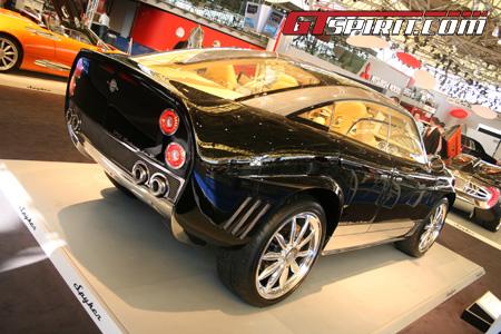 Spyker D12 Peking-to-Paris SSUV
